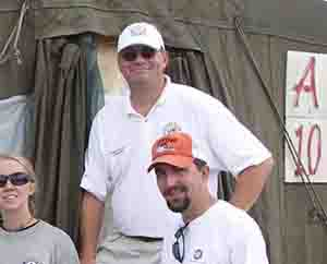 United Relief Foundation Katrina relief efforts