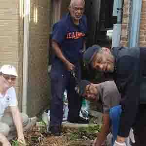 United Relief Foundation and Inner Voice Chicago