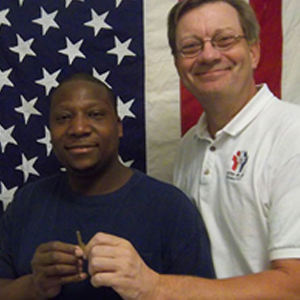 United Relief Foundation home sweet home for veterans