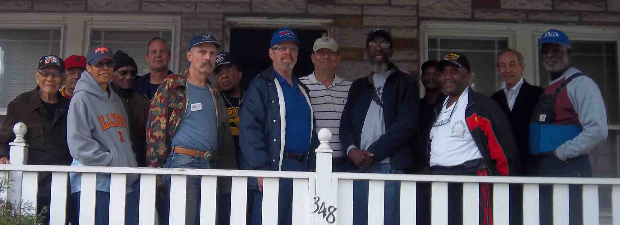 United Relief Foundation Service Veterans