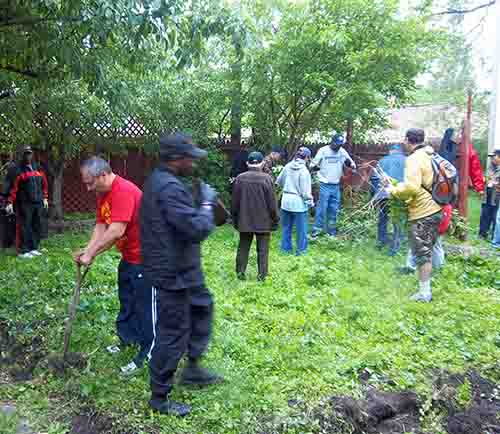 United Relief Foundation united in service