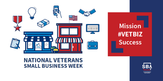 National Veterans Small Business Week 2020