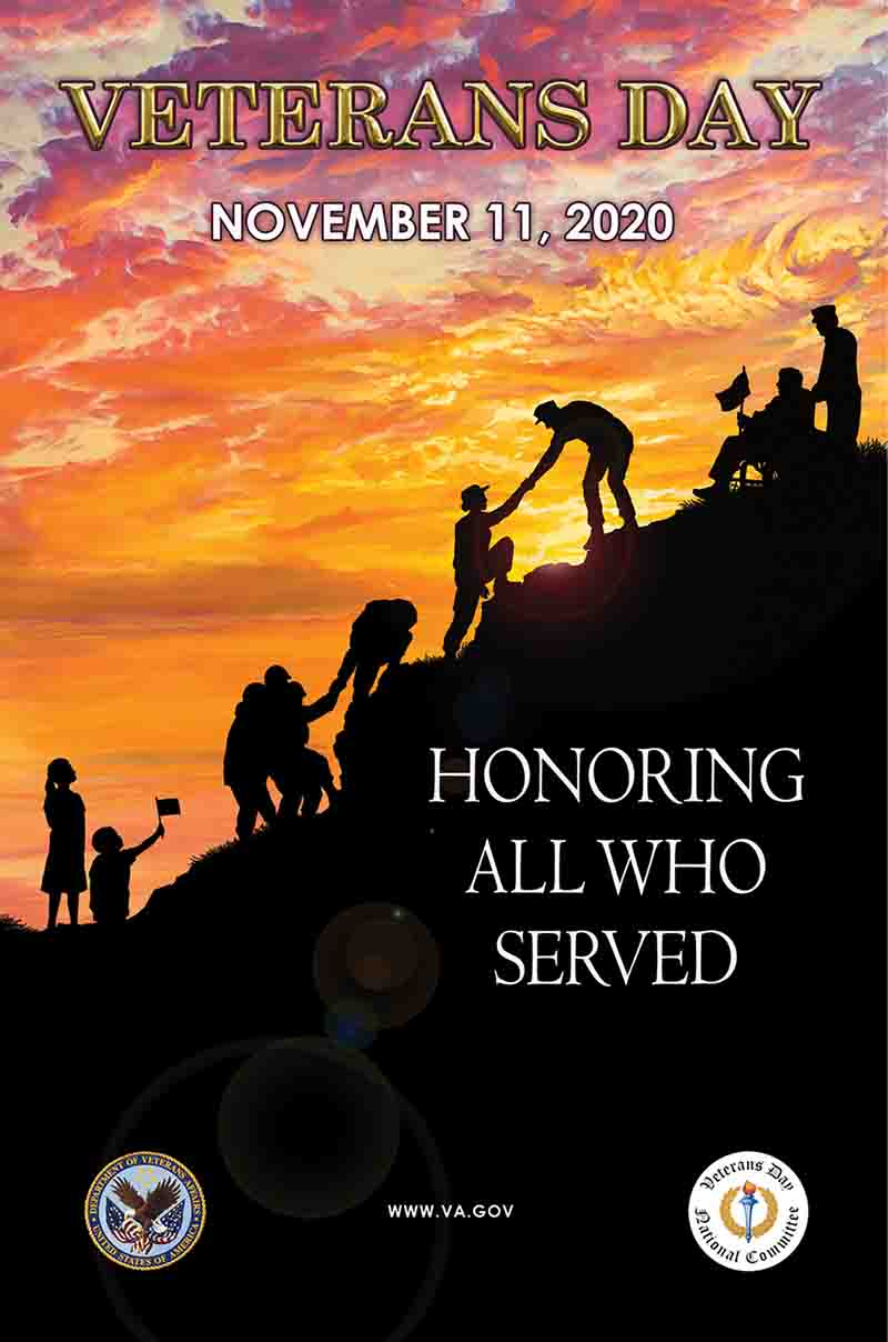 Veteran's Day November 11 2020 United Relief Foundation