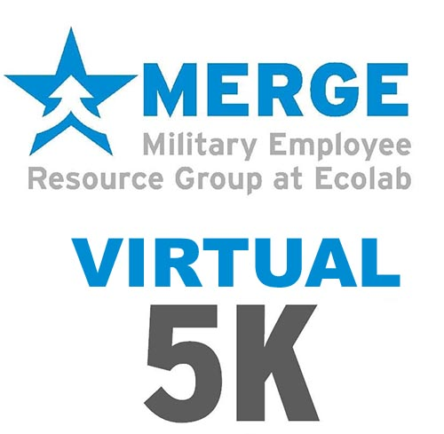 Ecolab MERGE 5K event United Relief Foundation