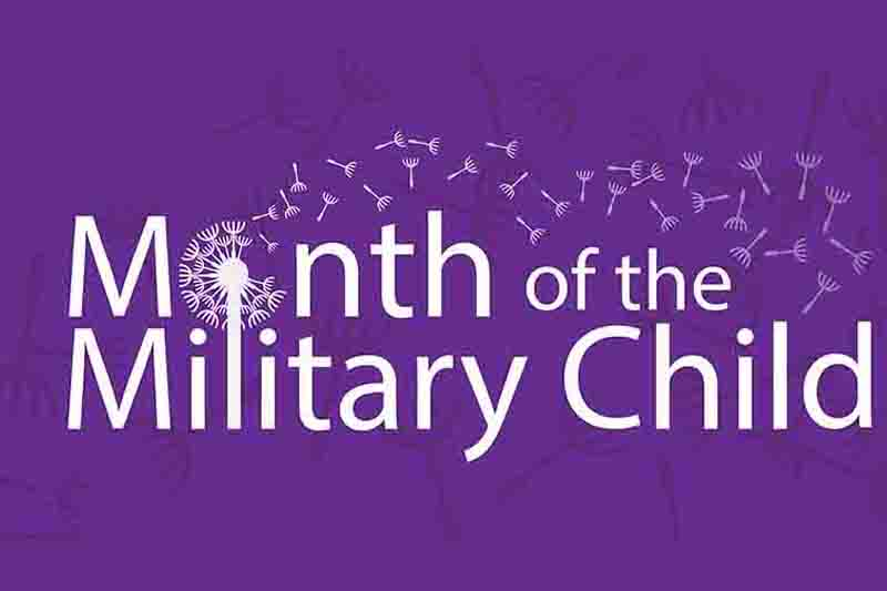 National Month of the Military Child