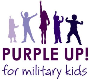 April 15 Purple Up for Military Kids