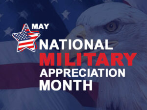 May is National Military Appreciation Month United Relief Foundation