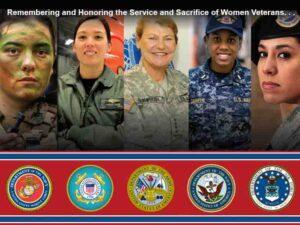 June 12 Women Veterans Day