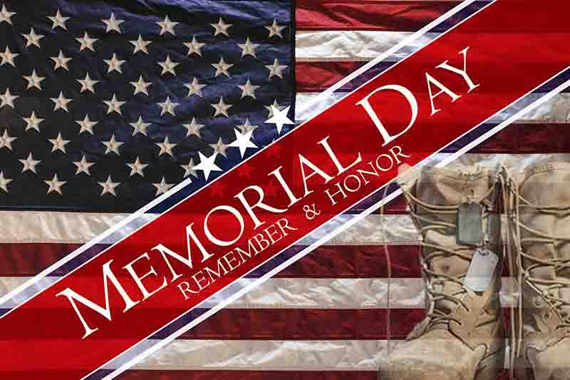 Memorial Day Remember and Honor United Relief Foundation
