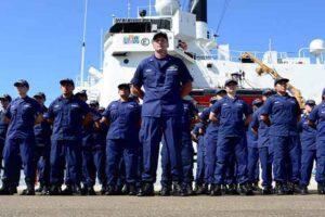 Coast Guard Reserve Birthday